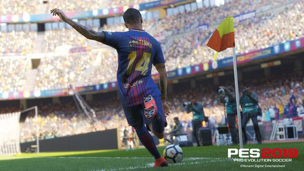 shop game bán PES 2019 Pro Evolution Soccer cho PS4