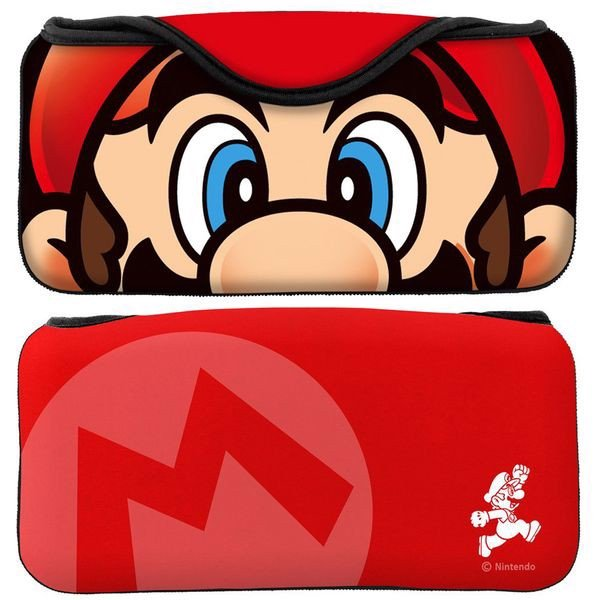 shop game bán phụ kiện quick pouch nintendo switch mario