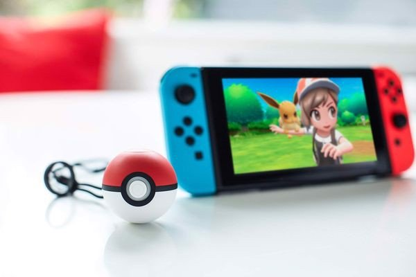 shop game bán Poke Ball Plus cho Pokemon let go