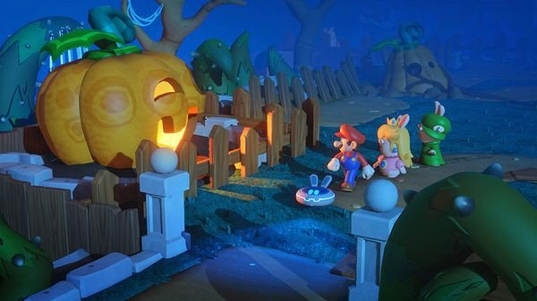 shop game bán Mario + Rabbids Kingdom Battle cho Nintendo Switch