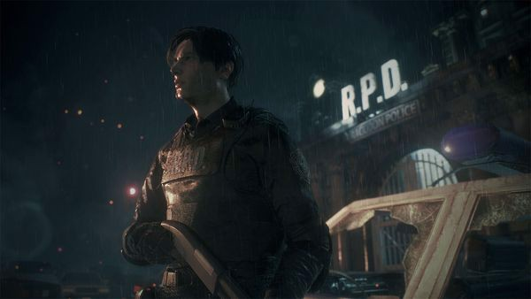 shop game bán Resident Evil 2 cho PS4