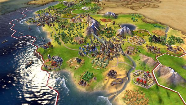 shop game bán Sid Meiers Civilization VI Nintendo Switch