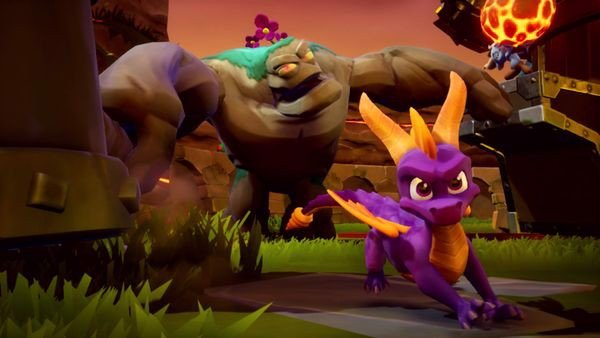 shop game bán Spyro Reignited Trilogy cho Nintendo Switch