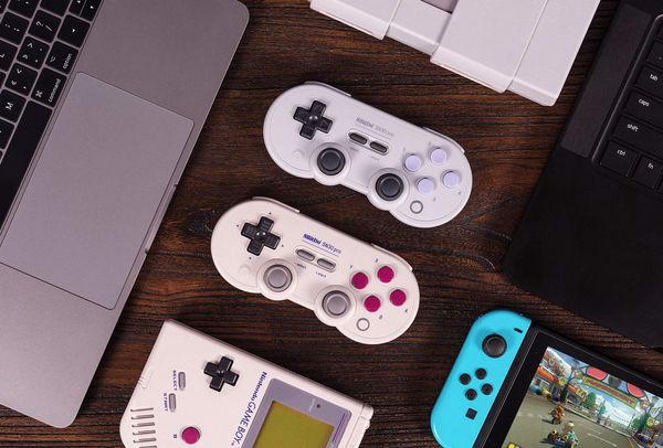 shop game bán tay cầm 8BitDo SN30 Pro Controller G Classic Edition