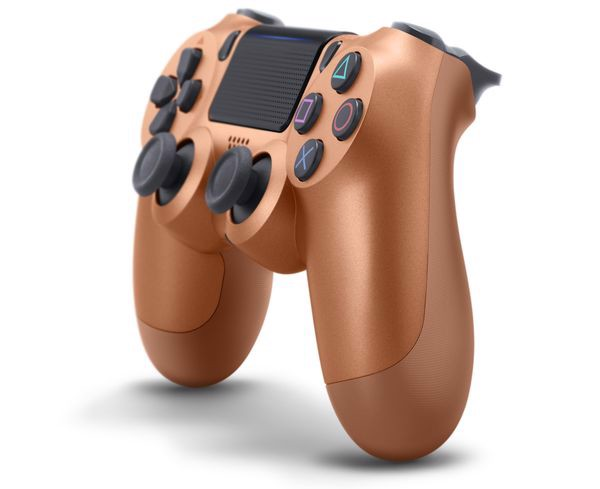 shop game bán tay ps4 DualShock 4 Metallic Copper Đồng