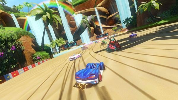 shop game bán Team Sonic Racing Nintendo Switch
