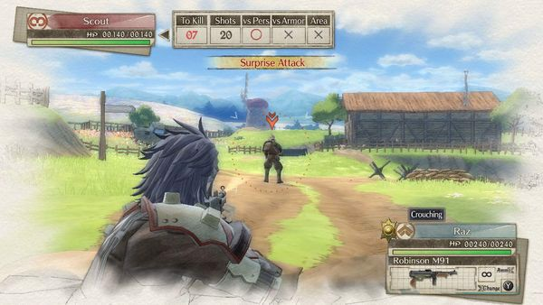 shop game bán Valkyria Chronicles 4 cho Nintendo Switch