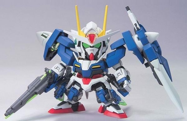 shop gundam bán 00 Gundam Seven Sword G SD