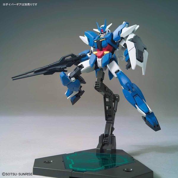 shop gundam bán Earthree Gundam HGBDR