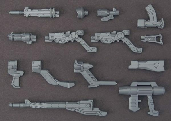 shop gundam bán GM GM Weapons HGBC gundam