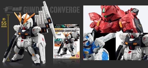 shop gundam bán Gundam Converge giá rẻ