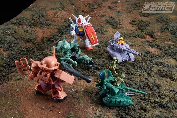 shop gundam bán Gundam Micro Wars 1