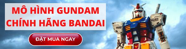 Shop Gundam chính hãng Bandai HCM giá rẻ