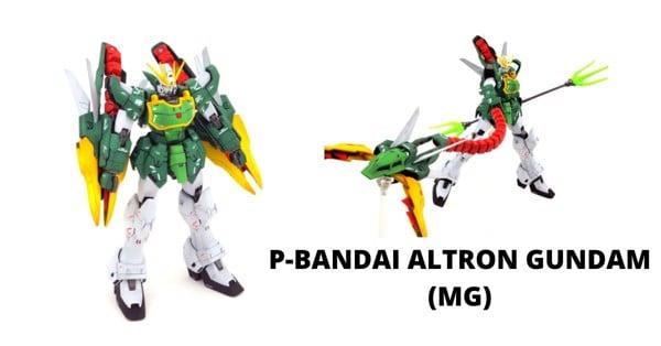 Cửa hàng Gundam chính hãng Bandai Altron Gundam MG