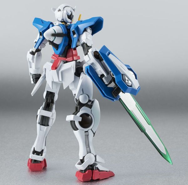 shop mô hình bán Gundam Exia Repair II III Parts Set Robot Spirits