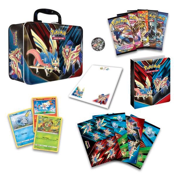 shop pokemon bán bài Pokemon TCG Collector Chest Sword & Shield