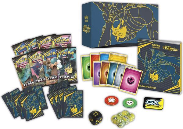 shop pokemon bán bài pokemon Team Up Elite Trainer Box