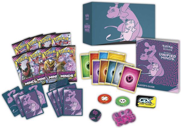 shop pokemon bán bài Pokemon Unified Minds Elite Trainer Box