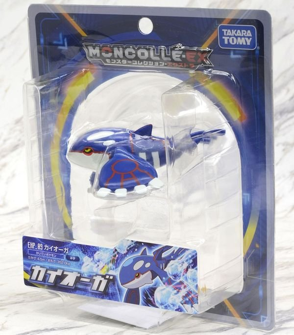 shop pokemon bán Kyogre EHP Pokemon Figure Moncolle-EX