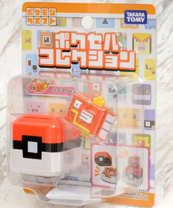 shop pokemon bán Pokeseru Collection magikarp koiking Figure pokemon quest