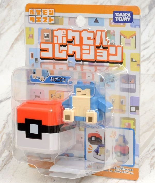 shop pokemon bán Pokeseru Collection snorlax kabigon Figure pokemon quest