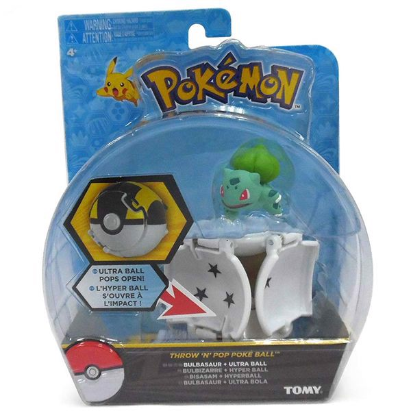 shop pokemon bán Throw n Pop Poke Ball Bulbasaur Ultra Ball