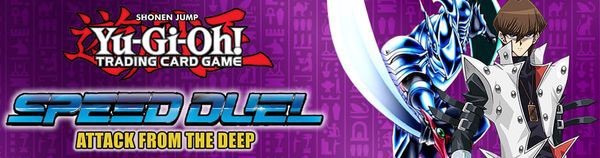 shop yugioh bán bài Yugioh Speed Duel Attack from the Deep