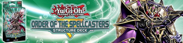 shop yugioh bán bài Yugioh Structure Deck Order of the Spellcasters