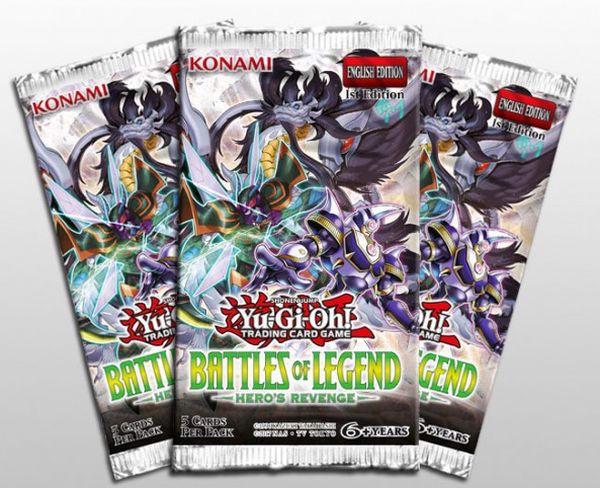 shop yugioh bán thẻ bài Yugioh Battles of Legend Hero