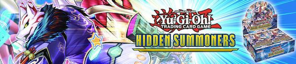 shop yugioh bán Yugioh Hidden Summoners booster pack