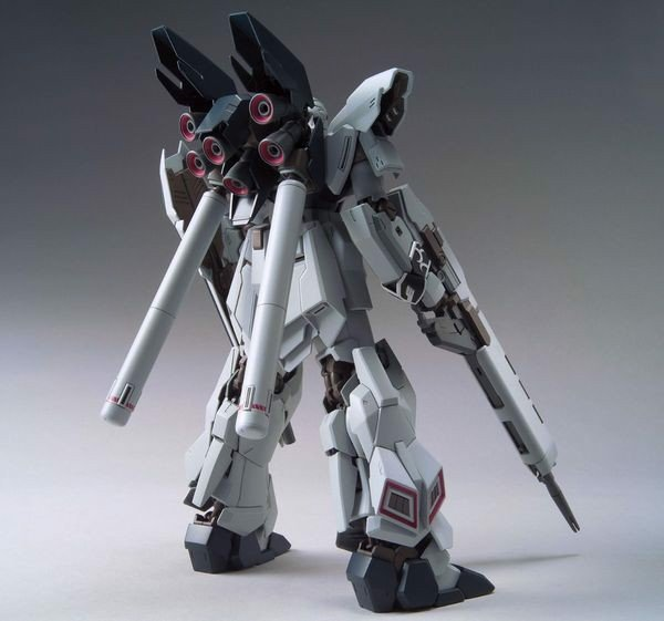 Sinanju Stein Narrative Ver MG gundam bandai
