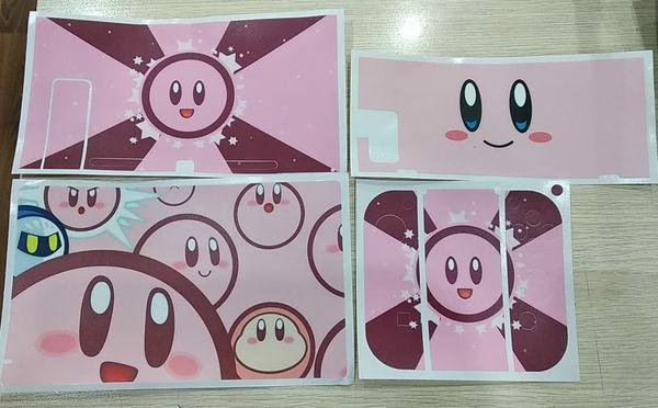 shop game bán Skin hình Nintendo Switch kirby