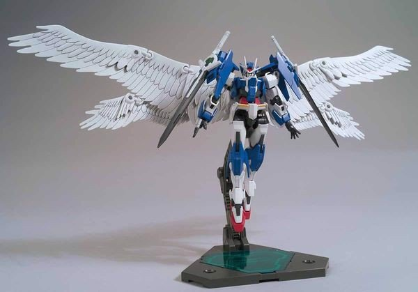 Sky High Wings HGBC Gundam Bandai