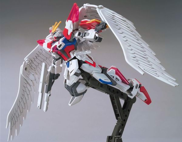 Sky High Wings HGBC Gundam nShop