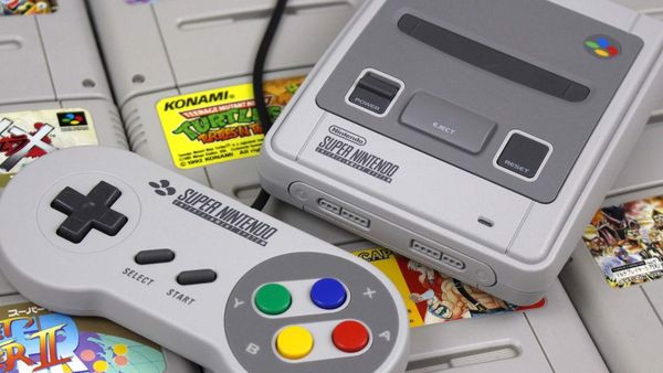snes game retro