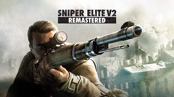 Sniper Elite 2 ps4