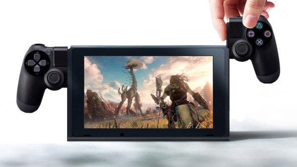 Sony lo ngại Nintendo Switch