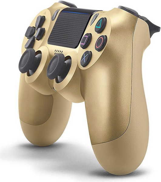 Sony PS4 Dualshock 4 Gold