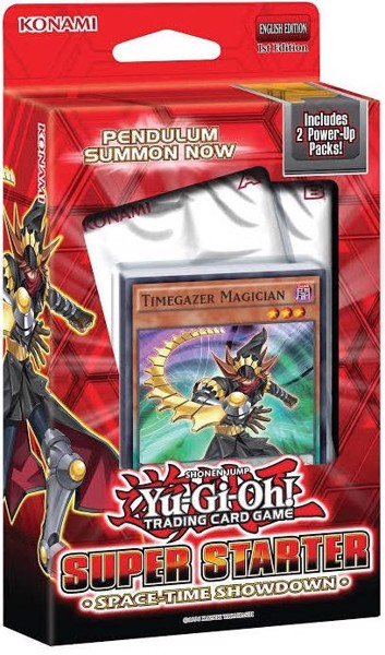 SPACE TIME SHOWDOWN POWER BOX TCG