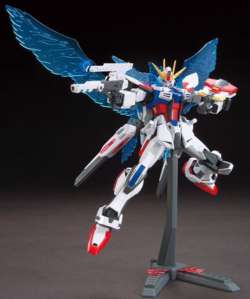 STAR BUILD STRIKE GUNDAM PLAVSKY WING HGBF  1144 nshop