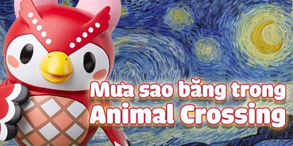 Star Fragment Animal Crossing New Horizons là gì