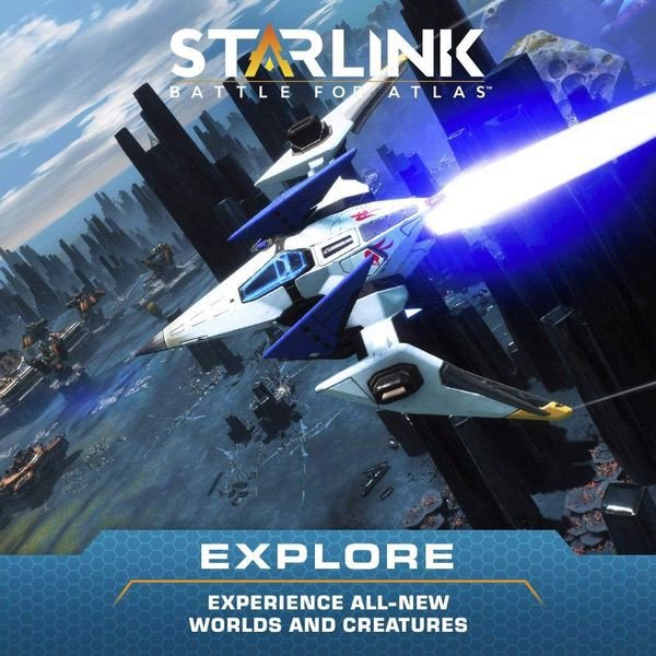 Starlink Battle For Atlas cho Nintendo Switch nShop