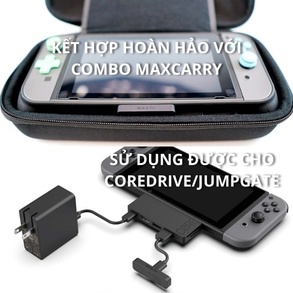 Skull & Co. AudioStick Bluetooth 5.0 Transmitter cho Nintendo SWITCH, PS5, PS4, Macbook