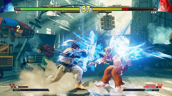 Game đỉnh cao đối kháng Street Fighter Online