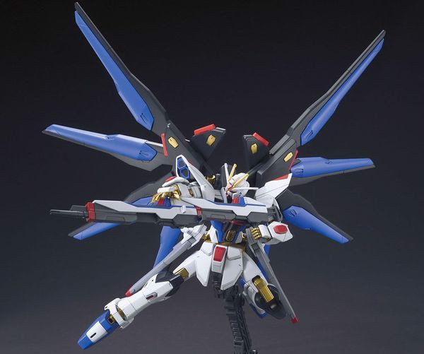 Strike Freedom Gundam Revive Ver HG Bandai