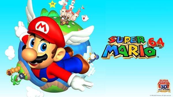 gameplay Super Mario 3D All Stars cho Nintendo Switch