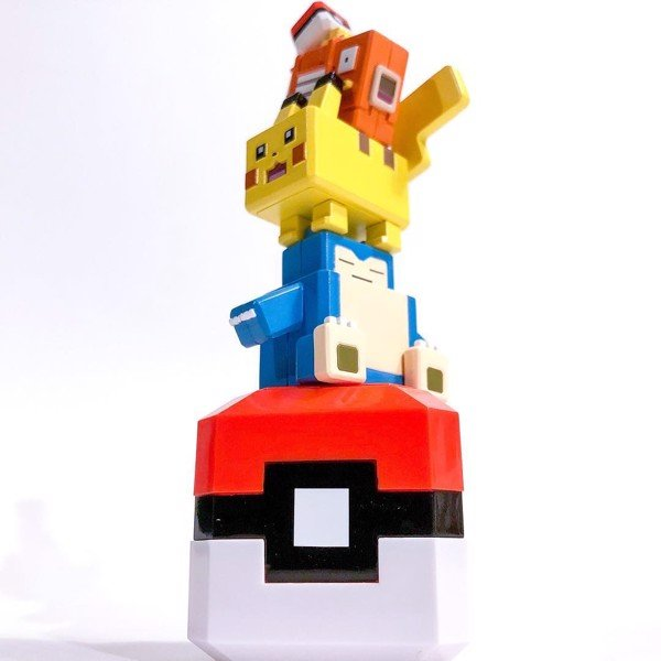 sưu tập Pokeseru Collection Figure pokemon quest