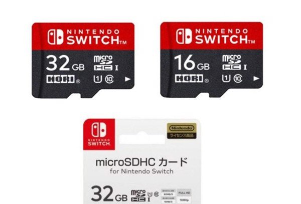 Nintendo Switch Memory Card