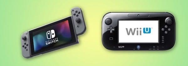 Switch chơi được game Wii U