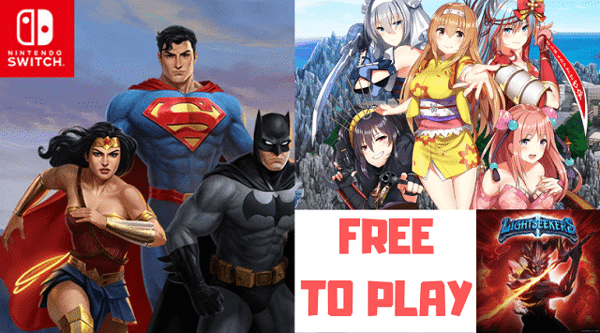 tải game Nintendo Switch free to play
